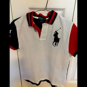 Polo by Ralph Lauren boys shirt💥Polo items 3x40💥